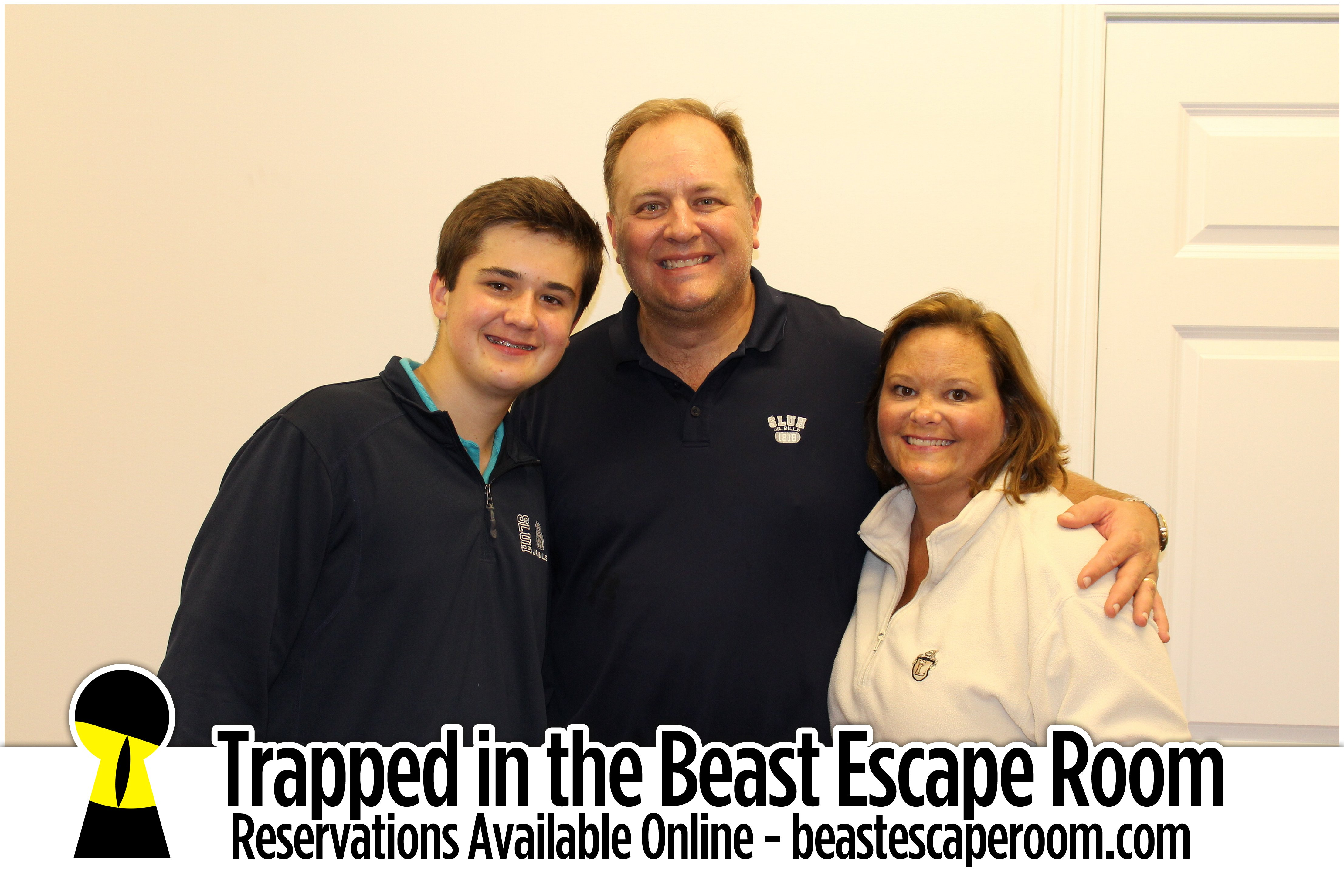 Trapped in the Beast Escape Room – Beast Escape Room